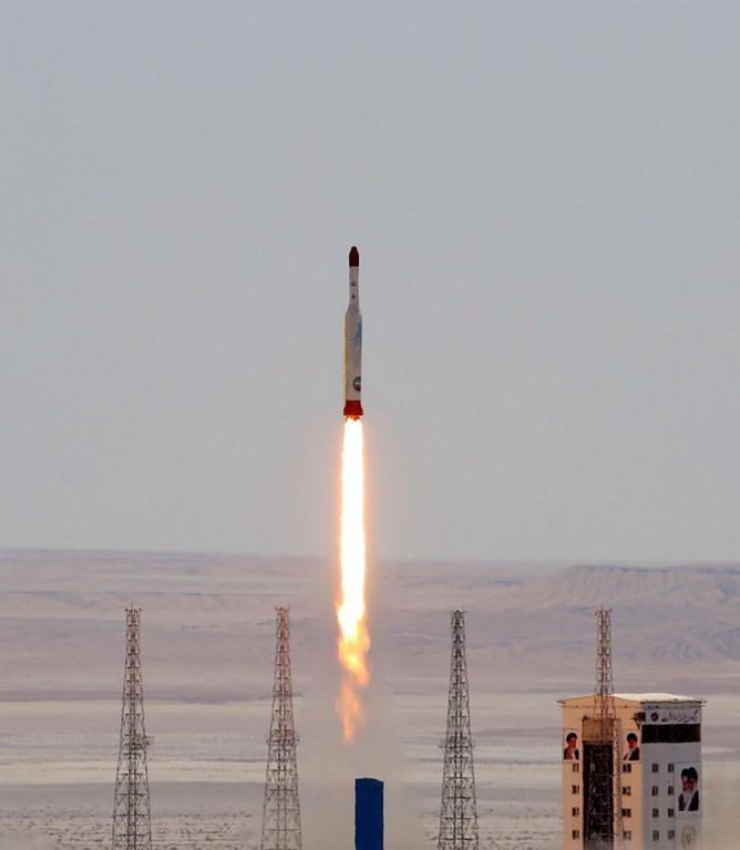 Izrael szerint Irán műholdprogramja a ballisztikus rakétaprogram leplezését szolgálja
