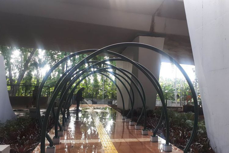 City to beautify spaces under overpasses across Jakarta