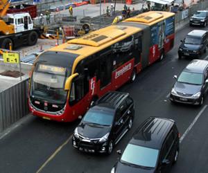Tangerang city to take charge of Trans Kota bus service