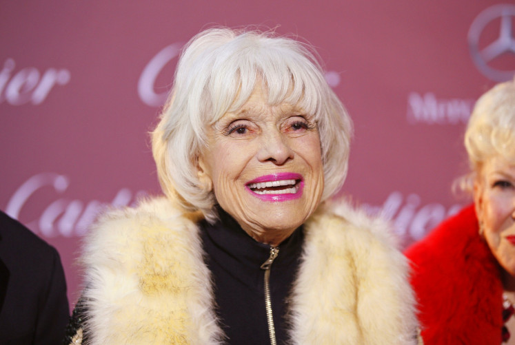 Broadway star Carol Channing dead at 97