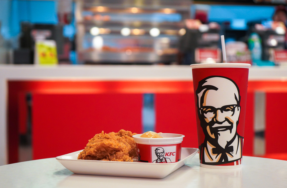 KFC brings plant-based chicken to China