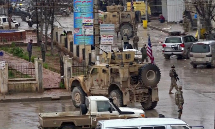 US service members killed in Syria attack: Coalition