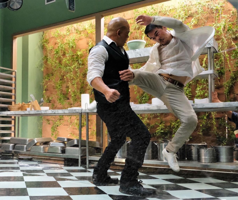 Joe Taslim stars in action-comedy 'Hit N Run'