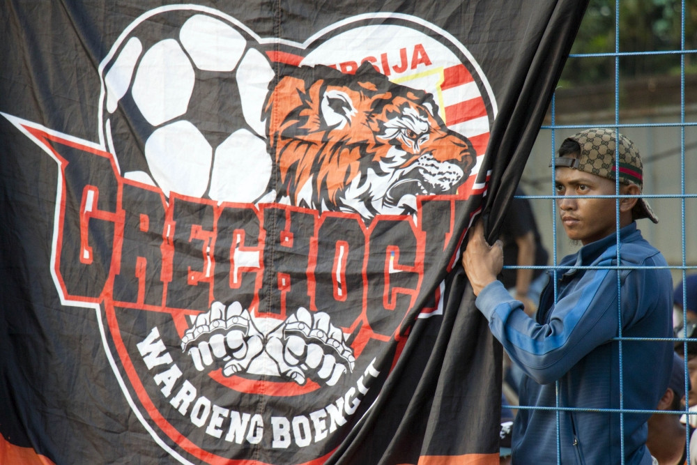 Persija Jakarta signs sponsorship deal with Indofood
