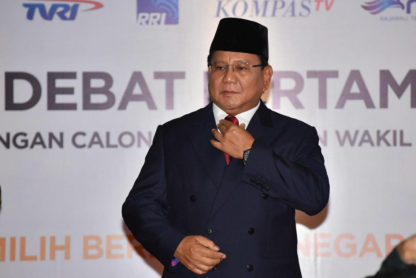 Prabowo will not create Islamic caliphate, says Christian brother