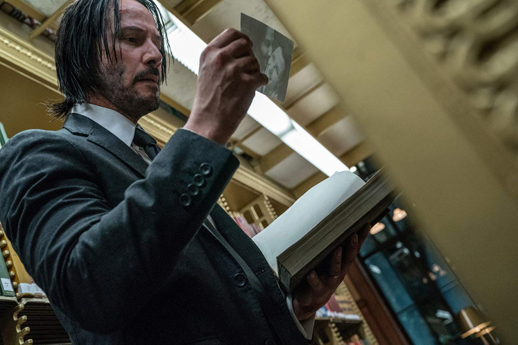 Peak human physicality and cosmopolitanism intersect in 'John Wick: Chapter 3'