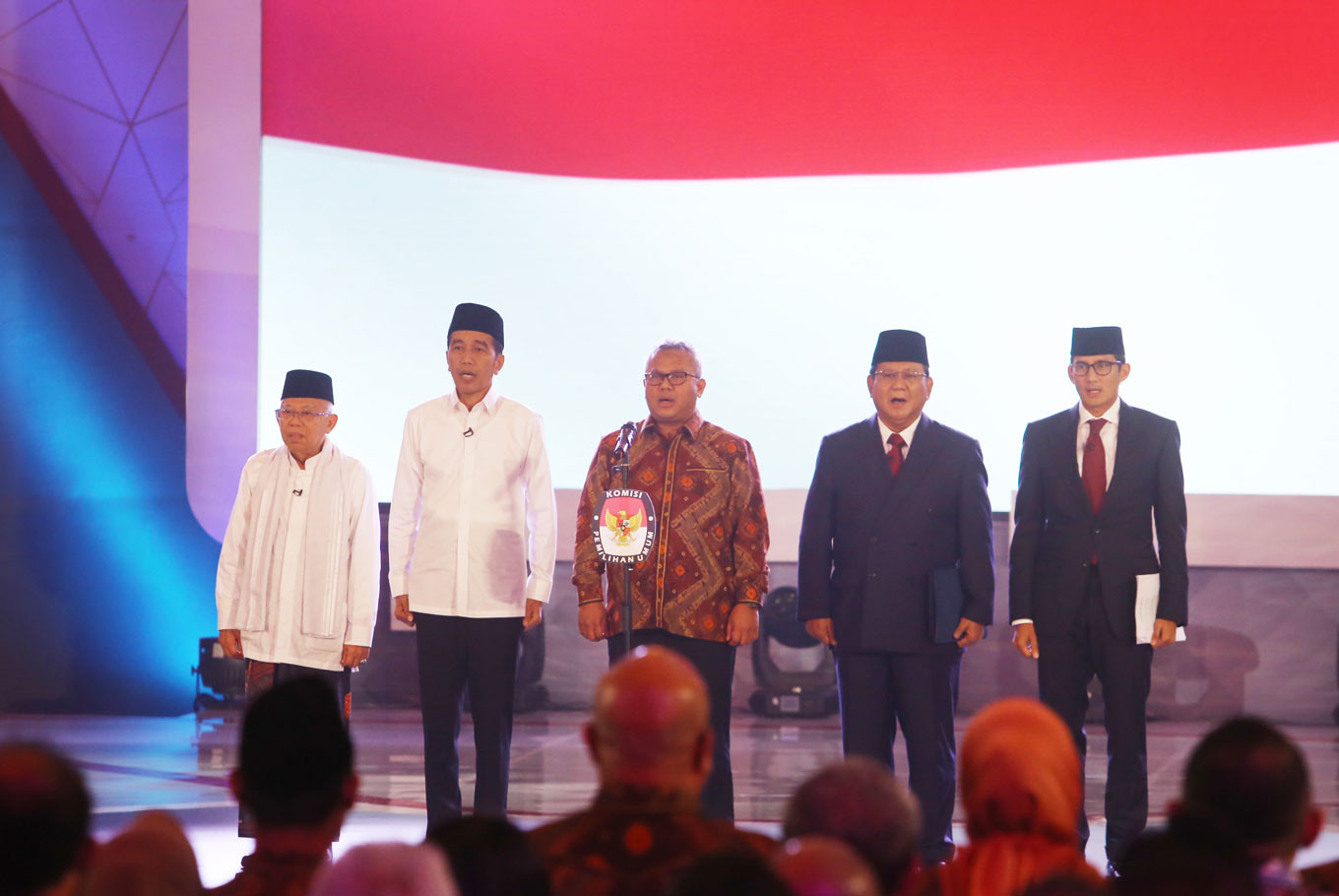Irwandi's Nanggroe Aceh Party declares support for Jokowi in 2019 race