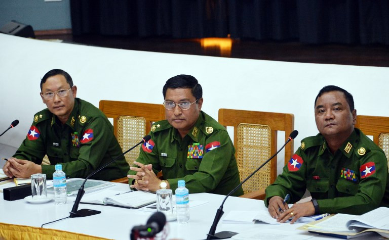 Myanmar junta says expects full government operations soon