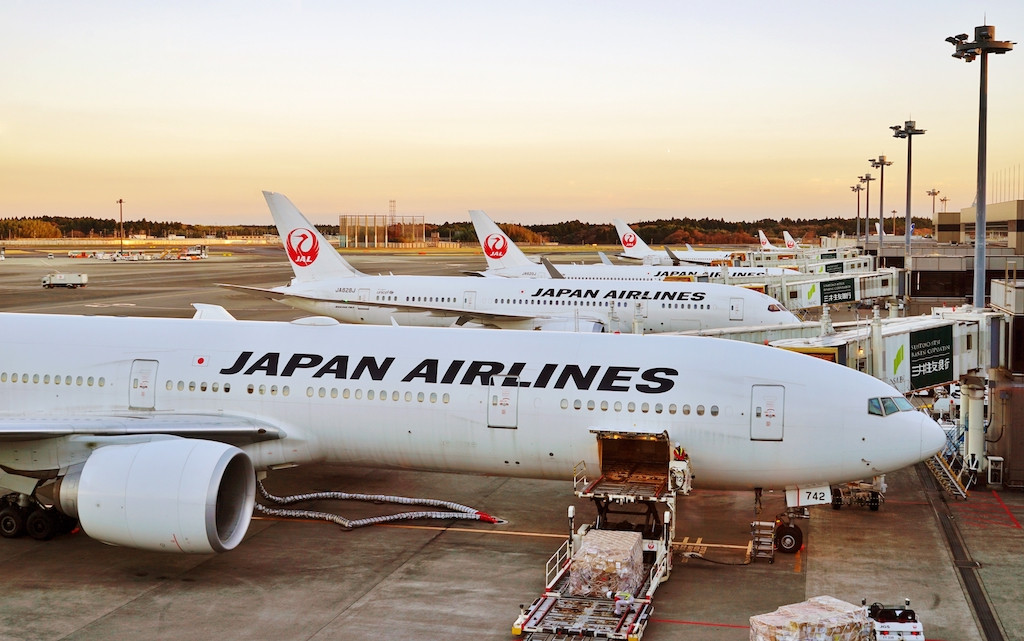 Japanese airline offers seat map tool allowing passengers to avoid babies