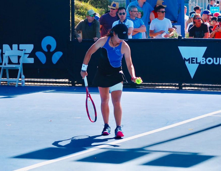 Indonesian Priska survives opener at Australian Open Juniors
