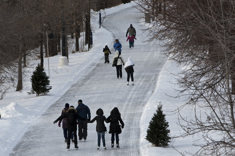 Snow go: Canadian winter festival cancelled because of snow