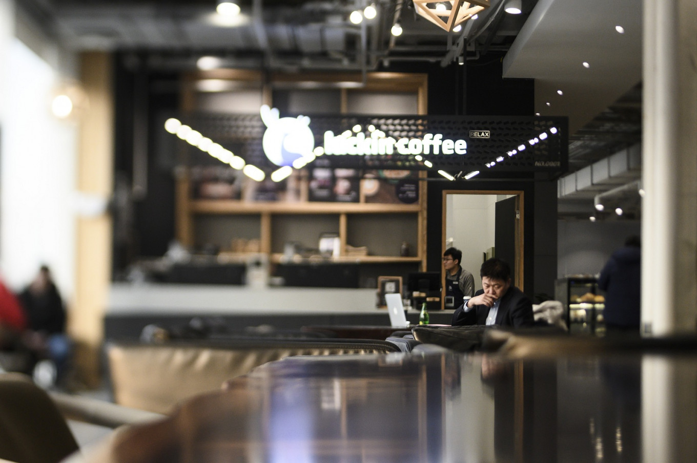 Coffee clash brewing in China: Startup Luckin takes on Starbucks