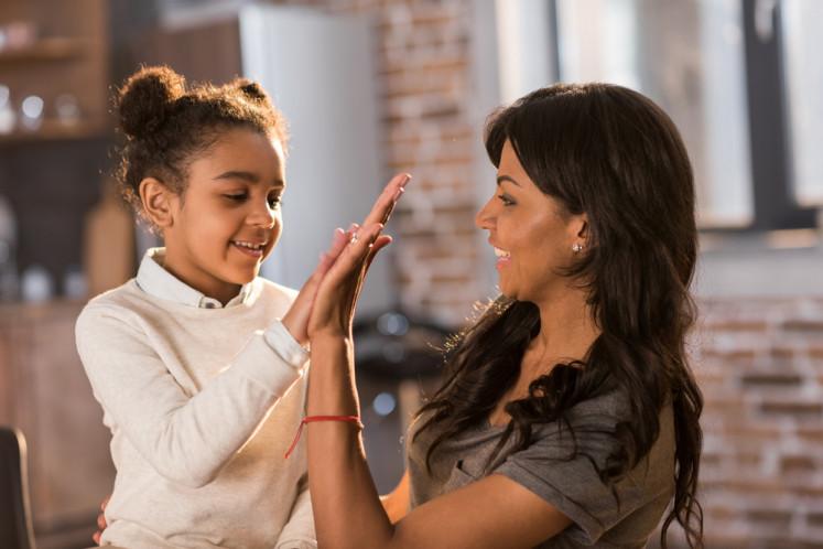 Rhythmic gestures help develop children's oral skills