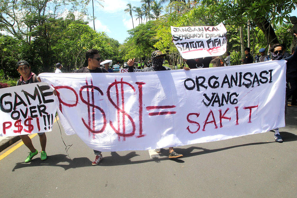 War within PSSI