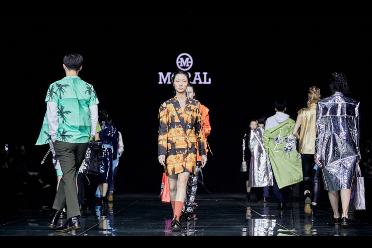Indonesian label Moral featured at China's Harbin Fashion Week