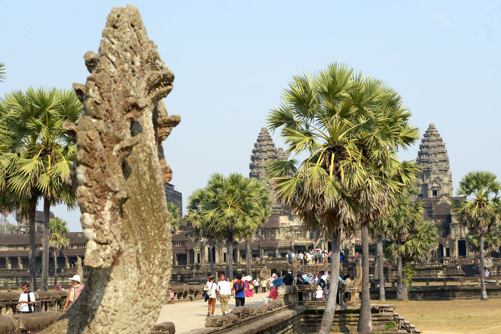 Fodor's 'no go' list discourages travel to places like Bali, Angkor Wat in 2020