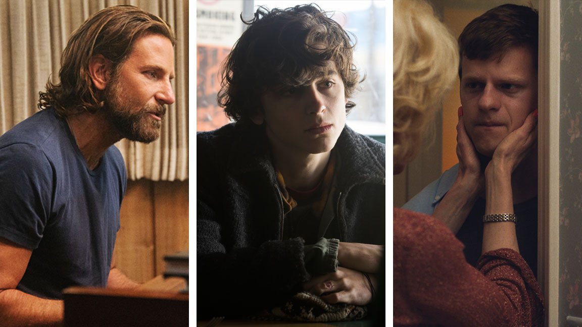 Expressing vulnerability: A different portrayal of masculinity on the big screen