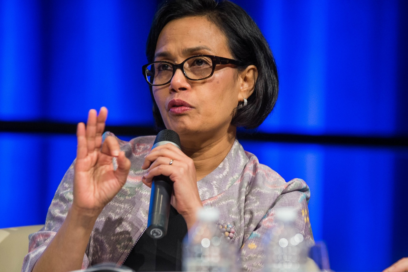 Sri Mulyani responds to criticism about government debt