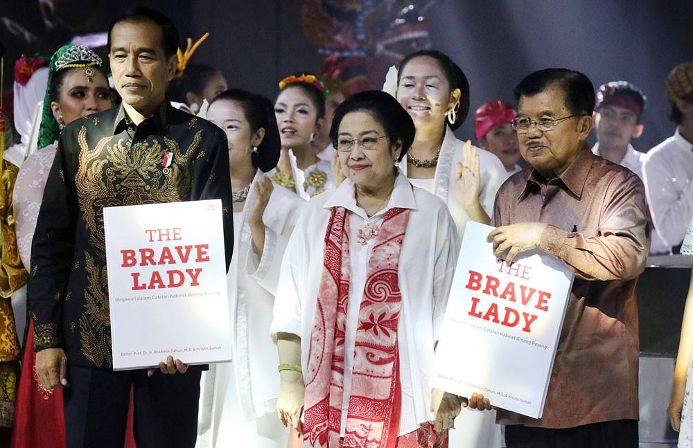 Kingmaker Megawati
