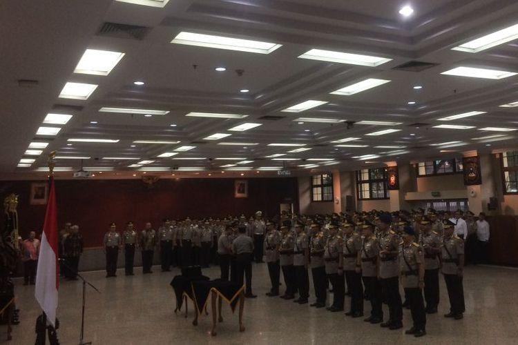New Jakarta Police chief sworn in