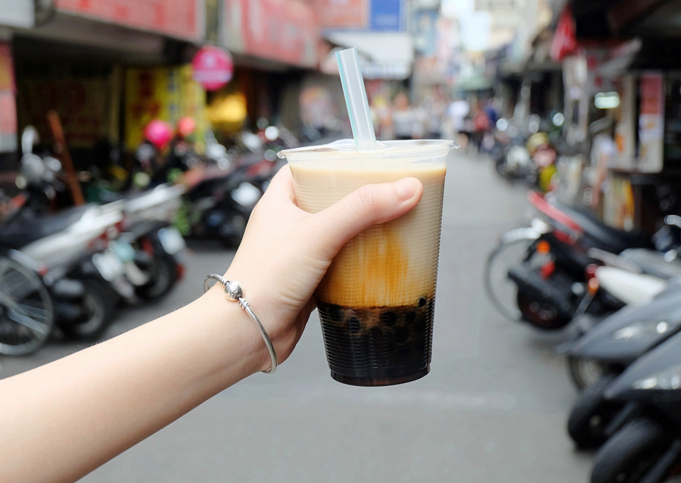 When in Taipei, quench your thirst with these bubble teas