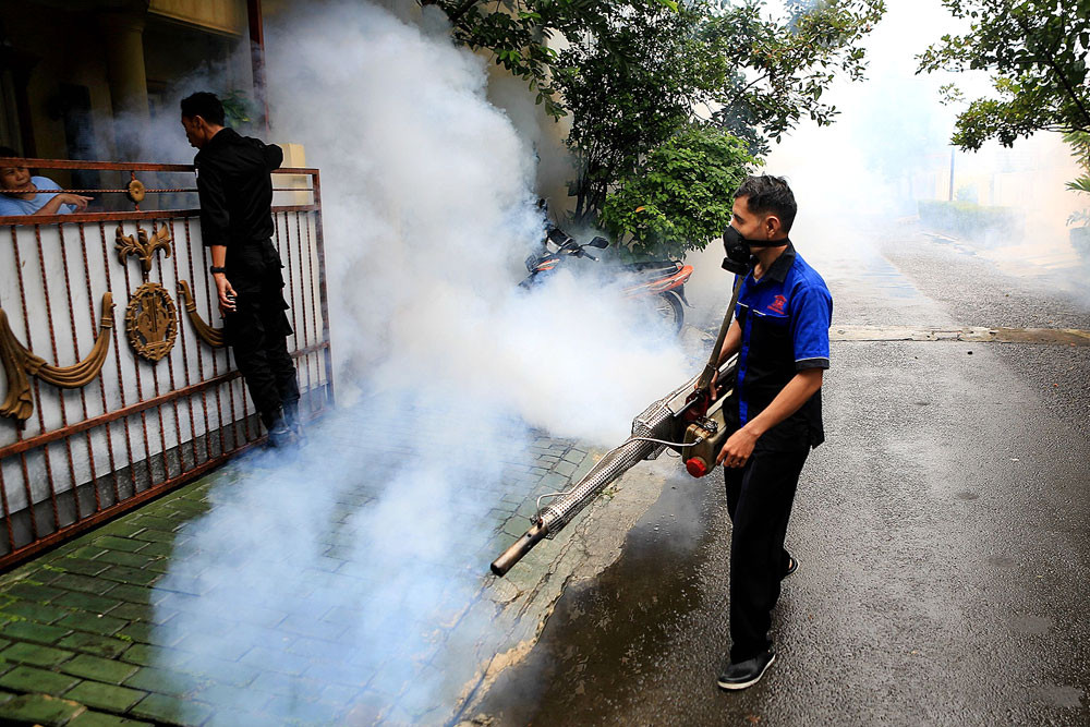 Dengue kills more than 100 people in Indonesia