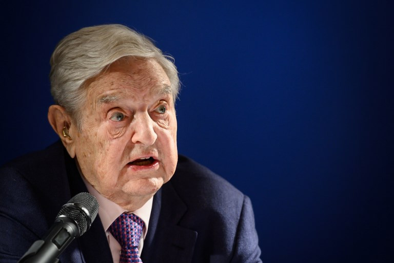 Xi is danger to freedom: Billionaire Soros | newkerala.com #93485