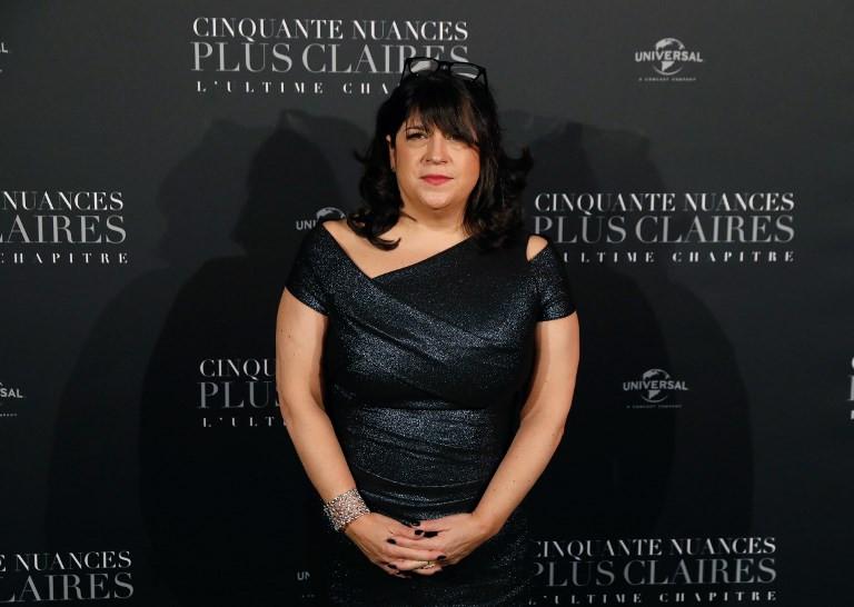 'Fifty Shades' author announces steamy new 'Cinderella romance'