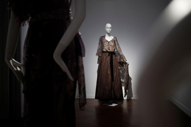 Catherine Deneuve gets $1 million in Saint Laurent gown auction