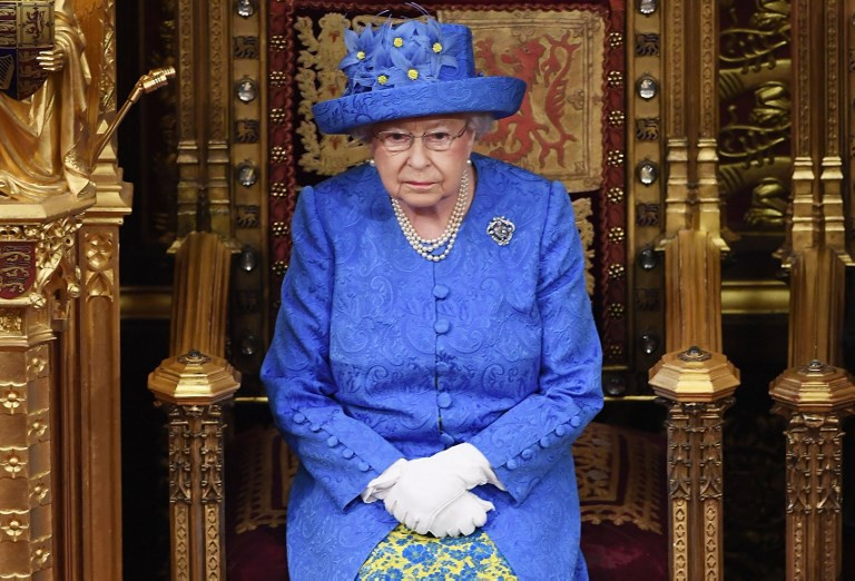 Queen sends a Brexit message to UK politicians: End your bickering