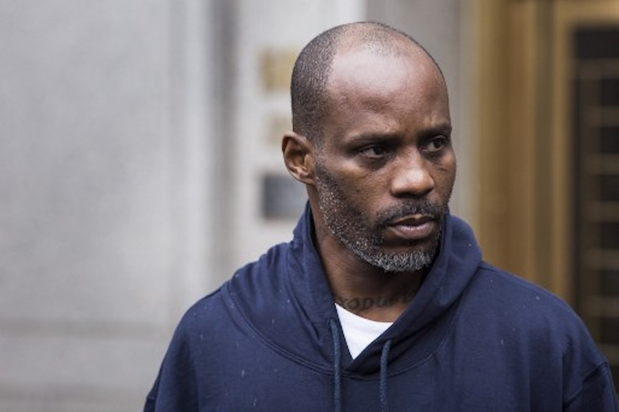 Rapper DMX freed after year in prison for tax fraud