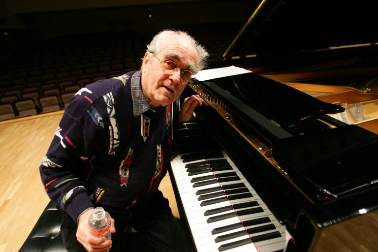 Oscar-winning 'Windmills of Your Mind' composer Michel Legrand dies aged 86
