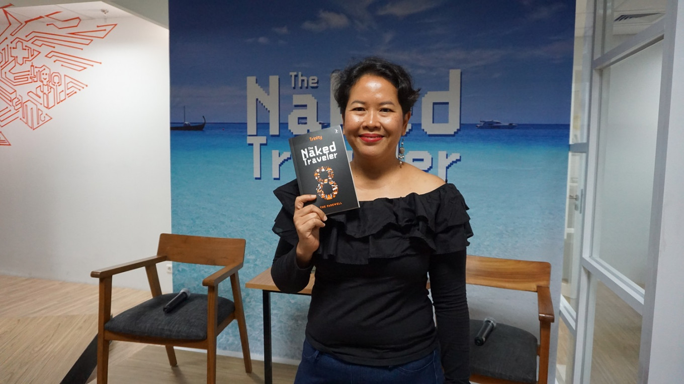 Trinity bids farewell to 'The Naked Traveler', inspiration to countless Indonesian hipster travelers