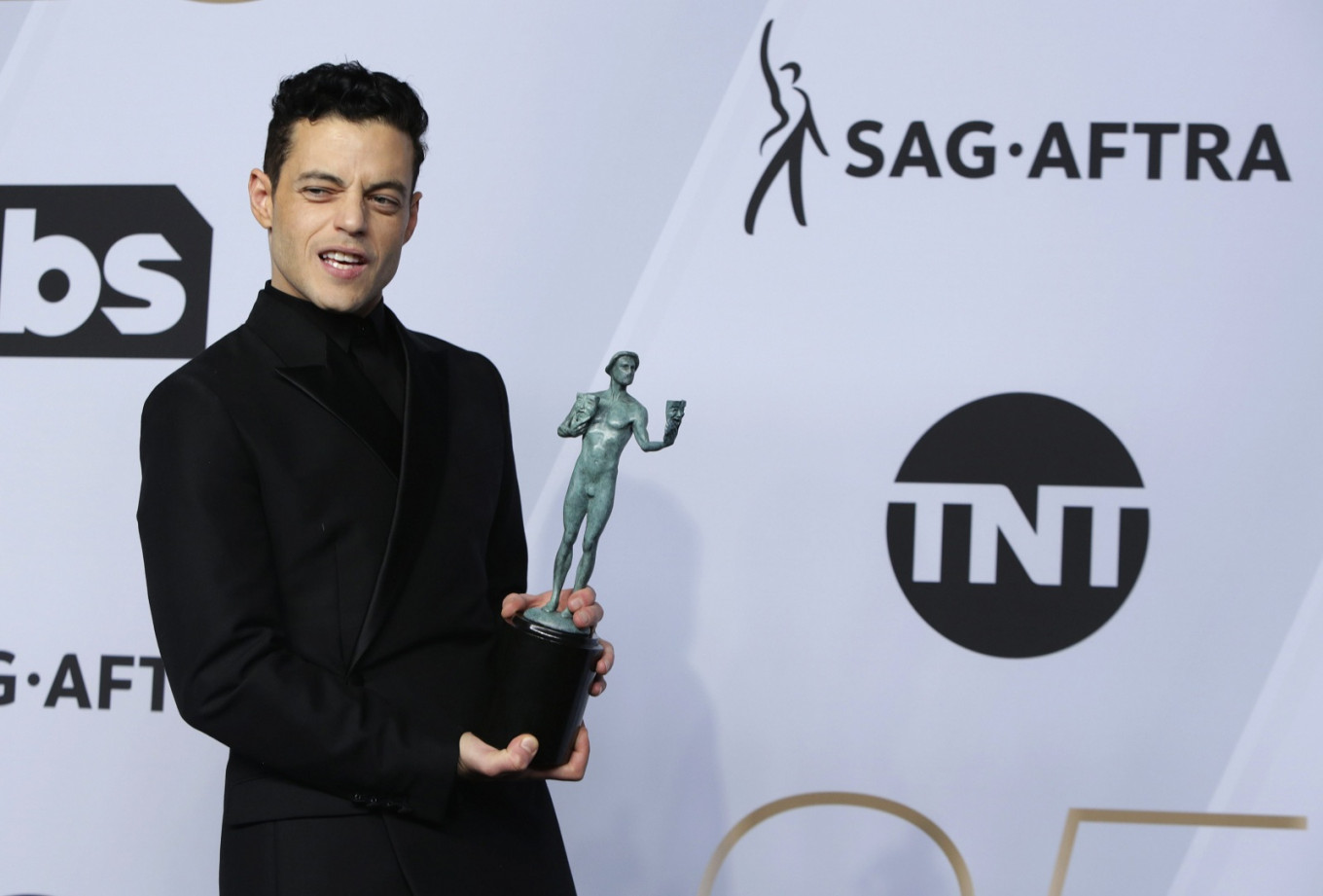 Key winners for the 2019 Screen Actors Guild awards