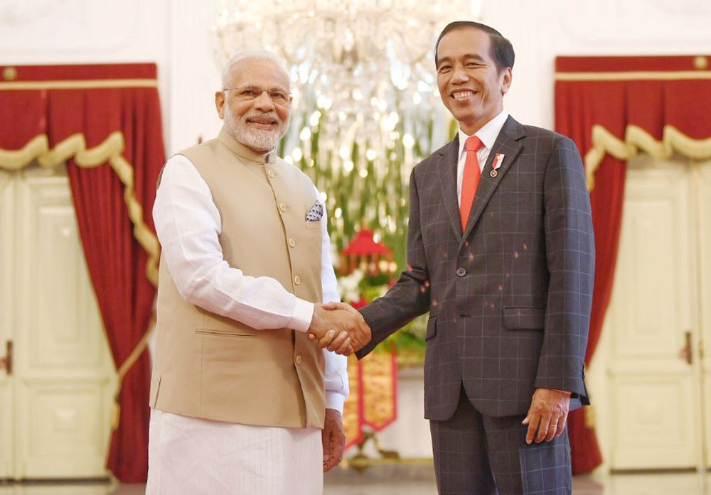 Indonesia, India to step up connectivity cooperation
