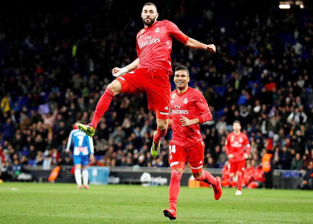 Benzema saves Real Madrid blushes with late Huesca winner