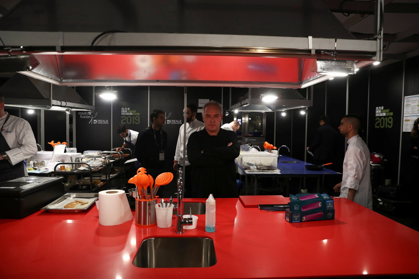 Spanish chef Adria to reopen famed elBulli, won't serve food - Food on kelly mobile home, swiss mobile home, apollo mobile home, tuscany mobile home, ford mobile home, bentley mobile home, piedmont mobile home, ace mobile home, pioneer mobile home, aurora mobile home,