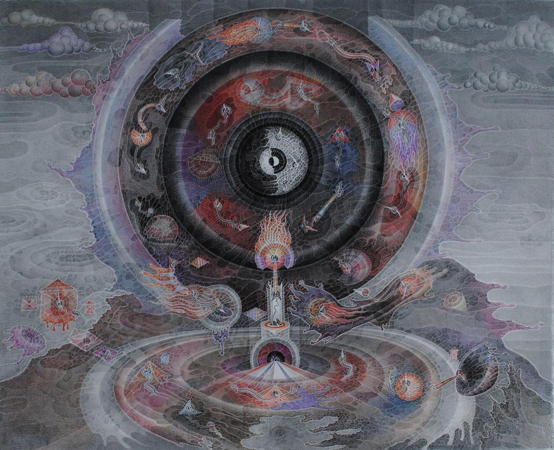 Dimensi Dualitas by Putu Wirantawan