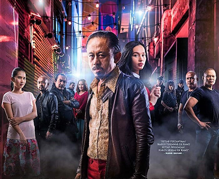 movie 2019 comedy Preman Pensiun An Engaging Comedy With Lurking Darkness