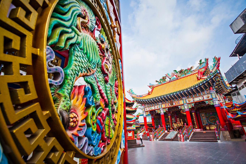 Twelve dragon replicas to be displayed during Cap Go Meh in Singkawang