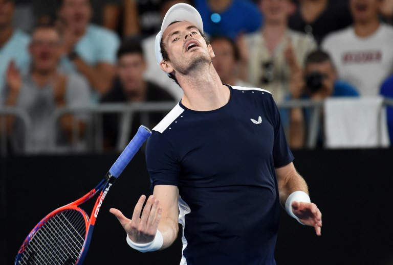 Andy Murray's Australian Open in doubt after positive virus test
