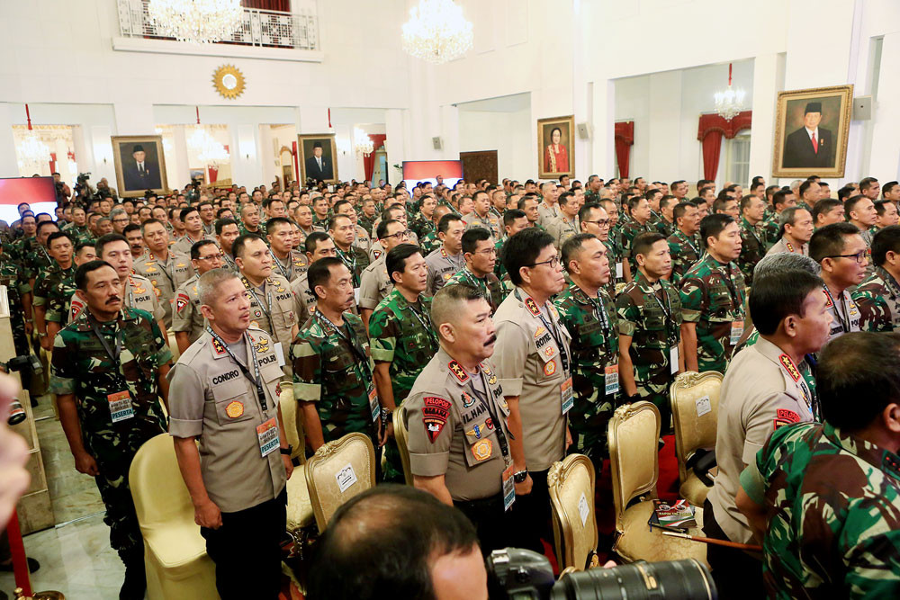 Military restructuring plan will reverse reform efforts: Watchdog