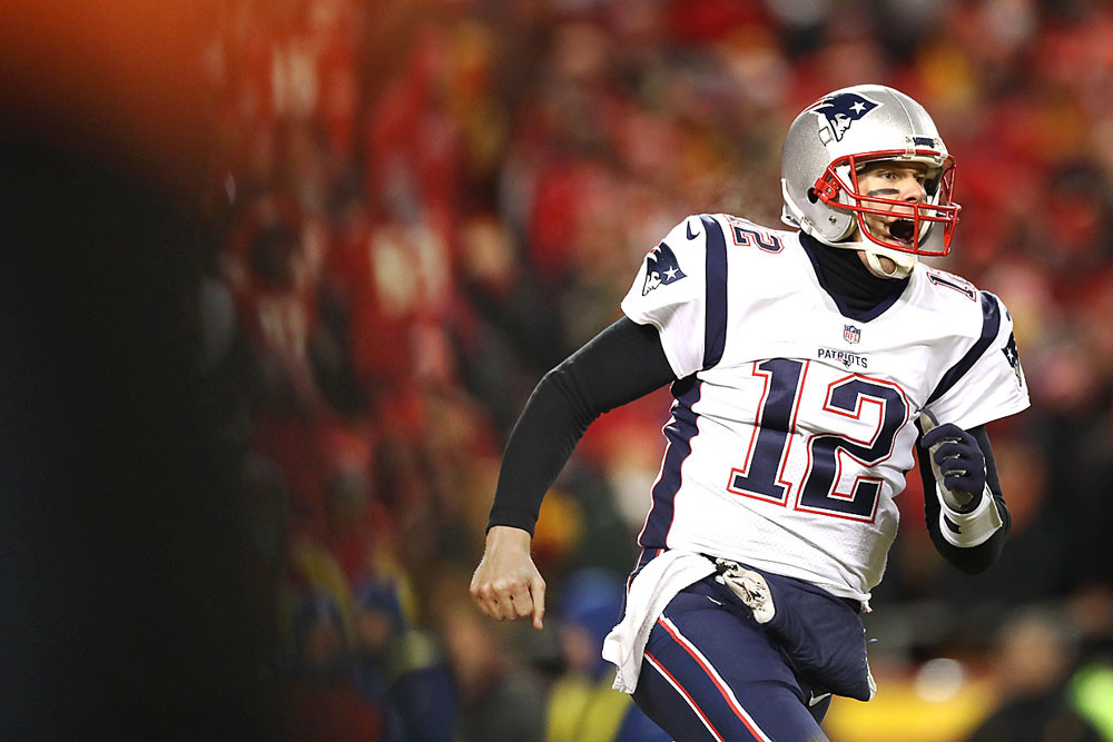 Tom Brady merchandise sets sales record