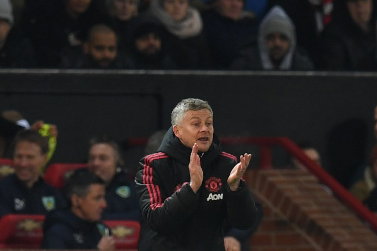 Solskjaer not worried about Man United's league position