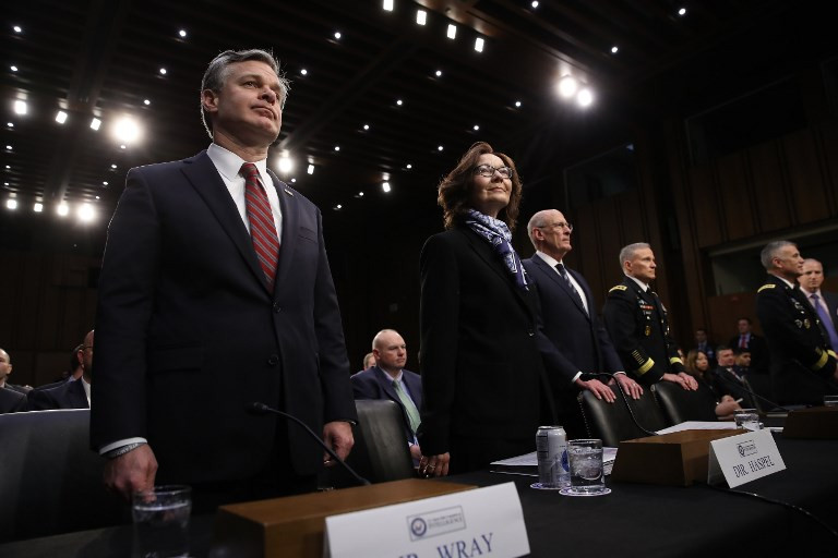 US intel chiefs at odds with Trump claims on N. Korea, IS and Iran