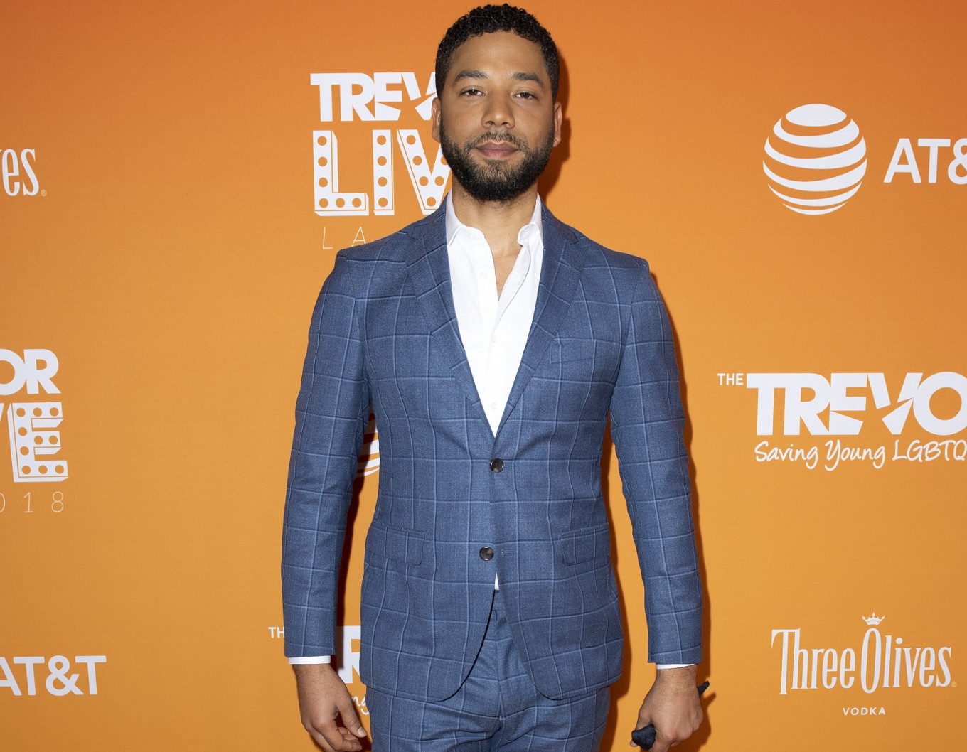 Jussie Smollett of 'Empire' attacked in 'possible hate crime'