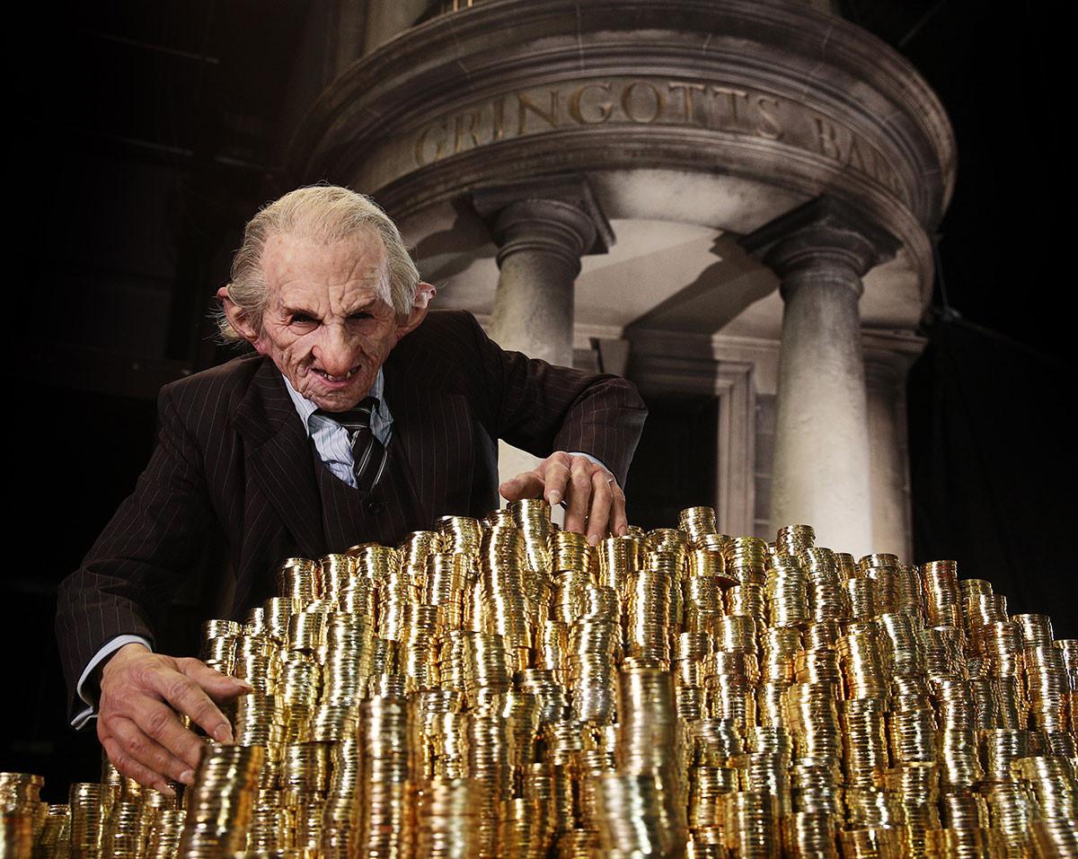 Gringotts Wizarding Bank opens at Harry Potter studio tour