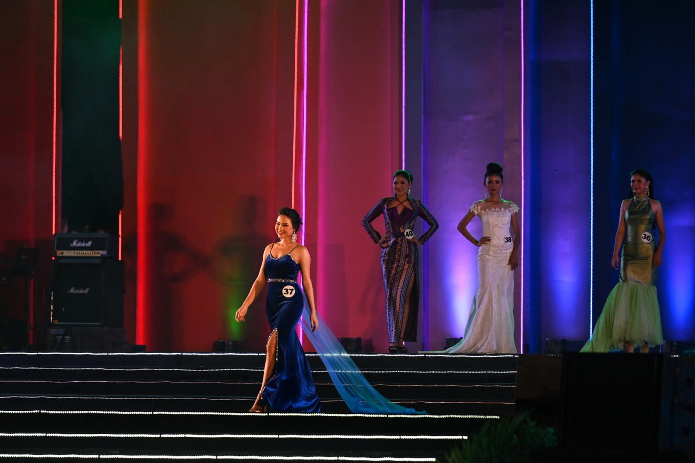 Miss Ethnic Myanmar pageant belies minorities' woes