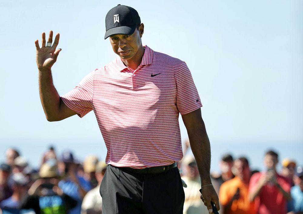 Woods says travel concerns led him to skip Saudi event