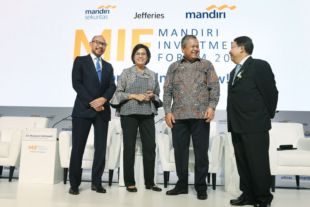 Jokowi has narrow window to reform economy: former minister